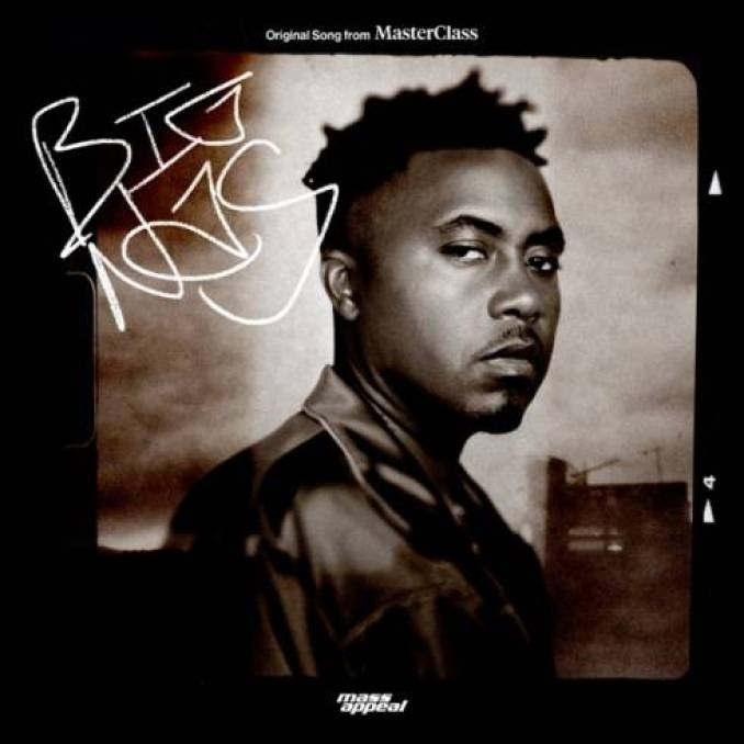 DOWNLOAD MP3: Nas – Big Nas (Original Song from MasterClass) {Official Music} song