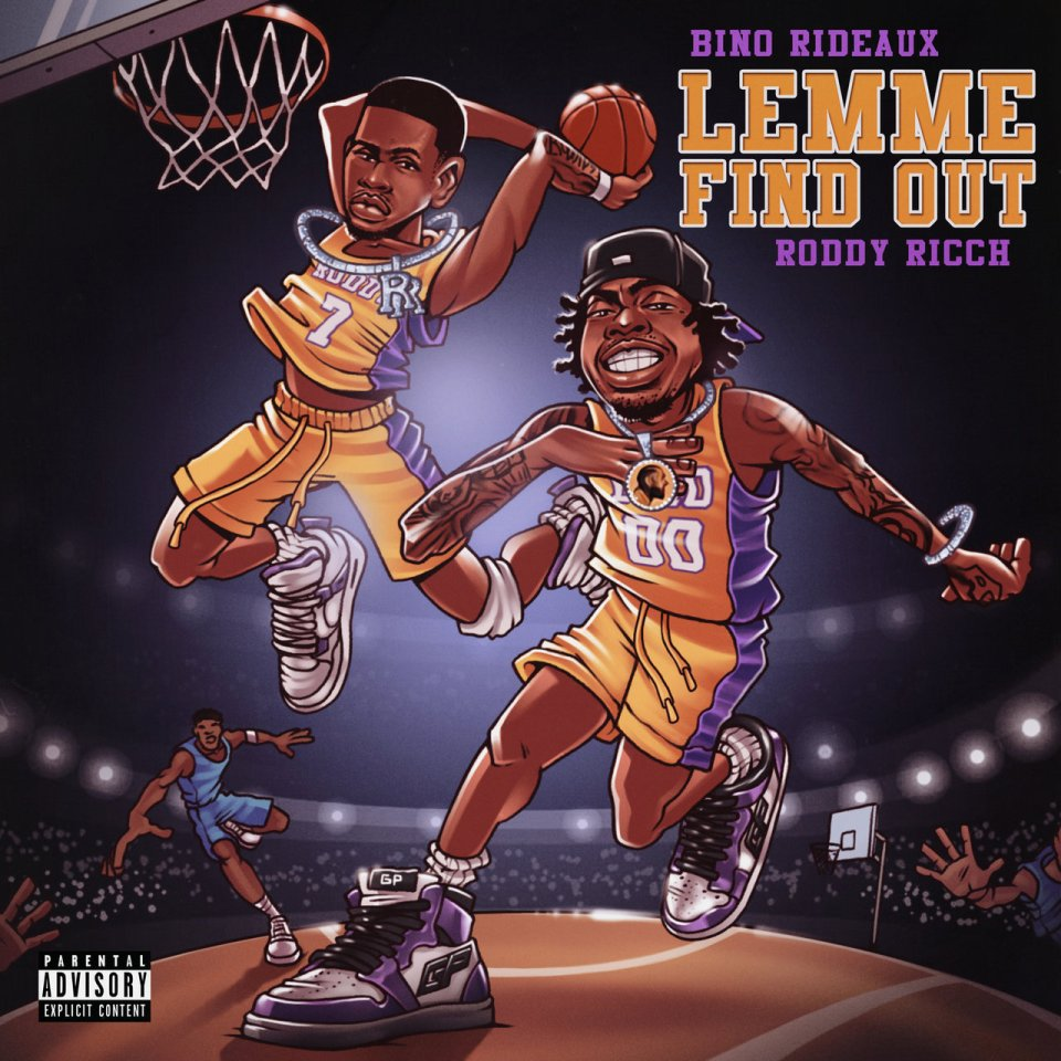 DOWNLOAD MP3: Bino Rideaux Ft. Roddy Ricch – Let Me Find Out {Official Music} song