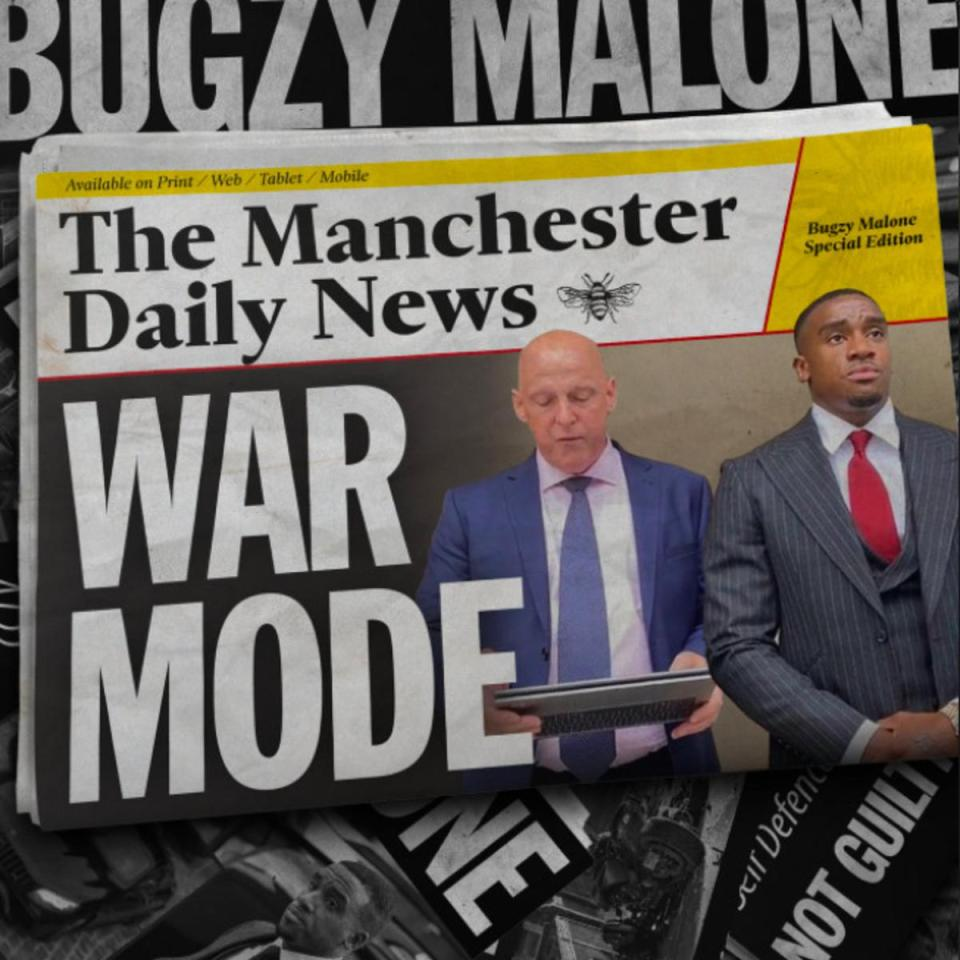 DOWNLOAD MP3: Bugzy Malone – War Mode {Official Music} song