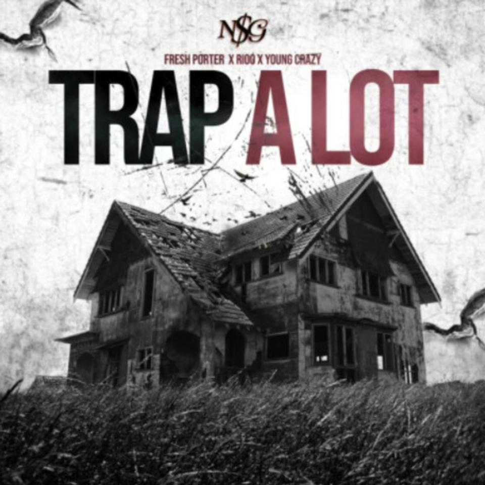DOWNLOAD MP3: Fresh Porter Ft. Rioo & Young Crazy – Trap A Lot {Official Music} song