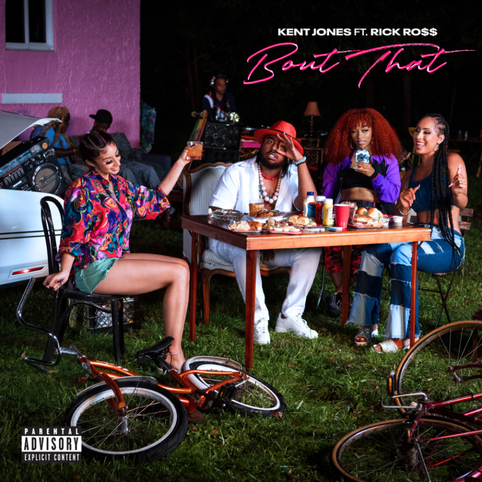 DOWNLOAD MP3: Kent Jones Ft. Rick Ross – Bout That {Official Music} song