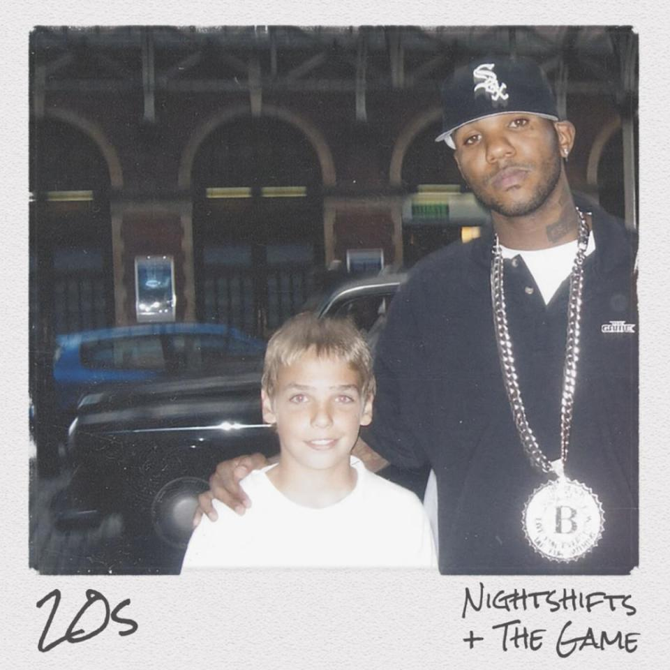 DOWNLOAD MP3: Nightshifts & Andrew Oliver Ft. The Game – 20s {Official Music} song