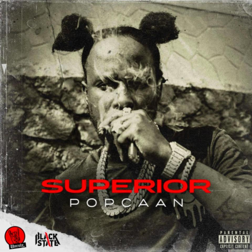 DOWNLOAD MP3: Popcaan – Superior {Official Music} song