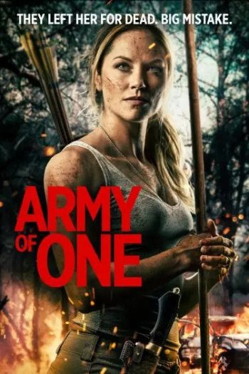 Army of One (2020) Full Action Movie Download