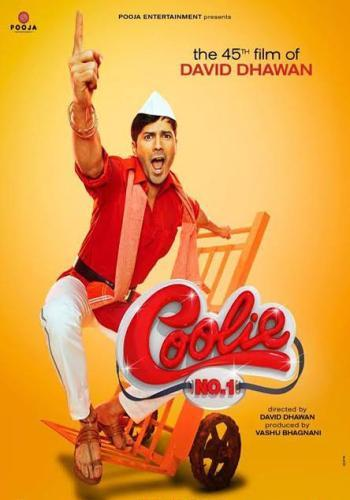 Coolie No. 1 (2020) Full Hindi Movie Download