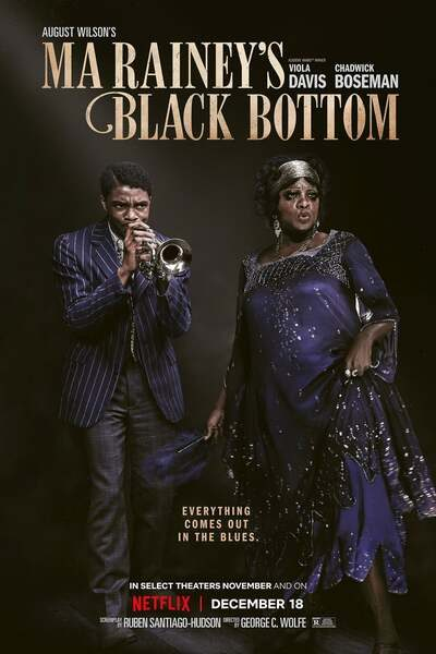 Ma Rainey's Black Bottom (2020) Full Movie Download