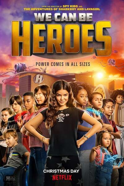 We Can Be Heroes (2020) Full Movie Download