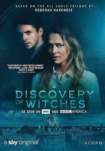 A Discovery of Witches Season 2 Episode 8 Mp4 Download