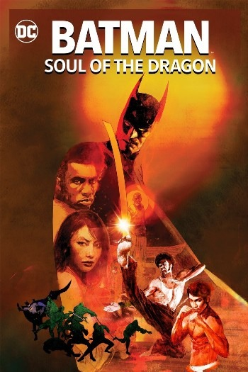 Batman: Soul of the Dragon (2021) Full Movie Download