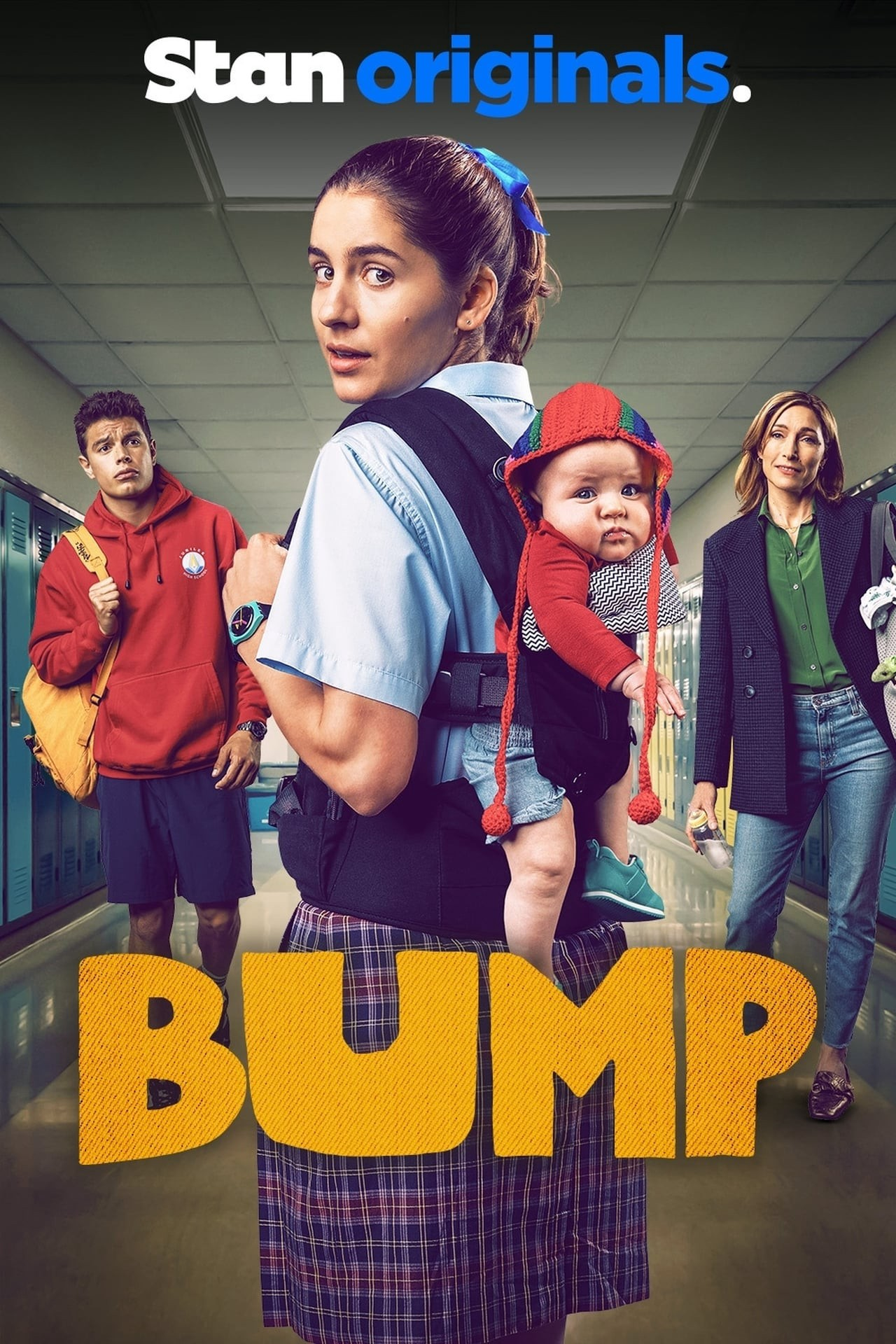 Bump Season 1 (Complete) Serie Download
