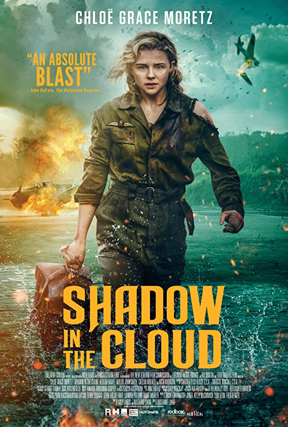 Shadow in the Cloud (2020) Full Movie Download