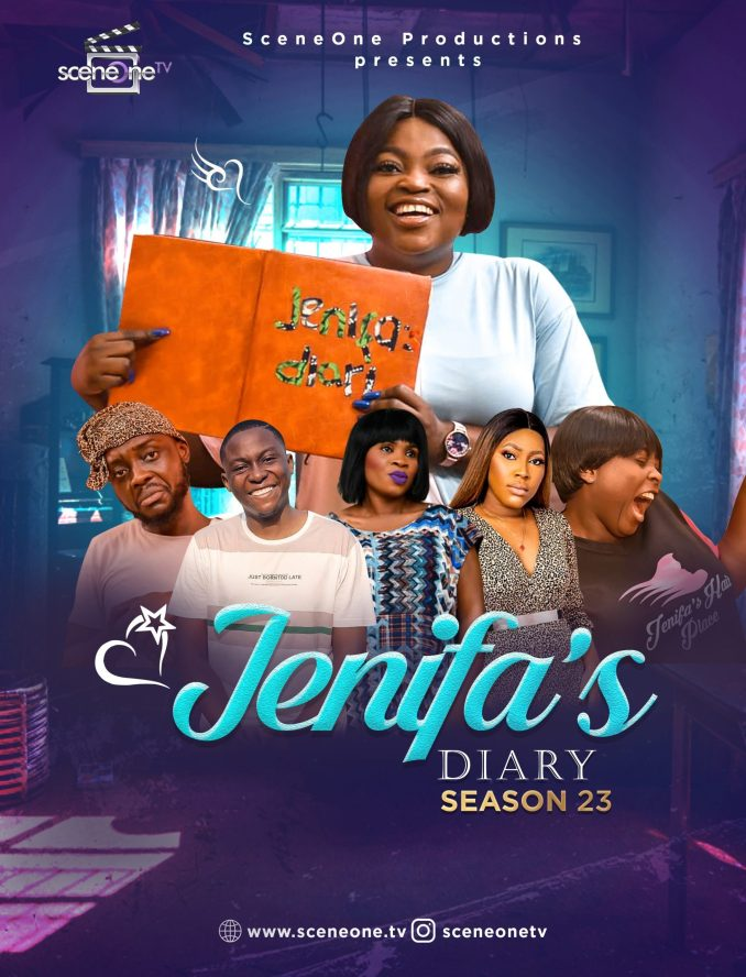 Jenifa's Diary Season 23 Episode 7 – Busted [S23E07]
