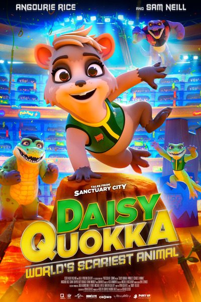 Daisy Quokka: World (2021) – Hollywood