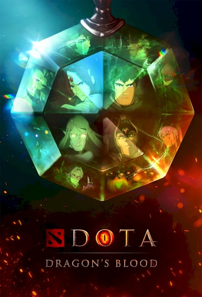 DOTA: Dragon's Blood Season 1 Episode 3