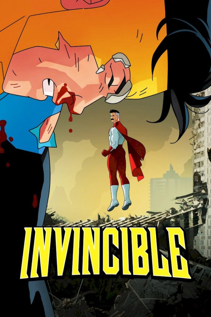 Invincible Season 1 Episode 2