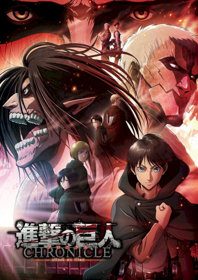Attack on Titan: Chronicle (2020) – Japanese