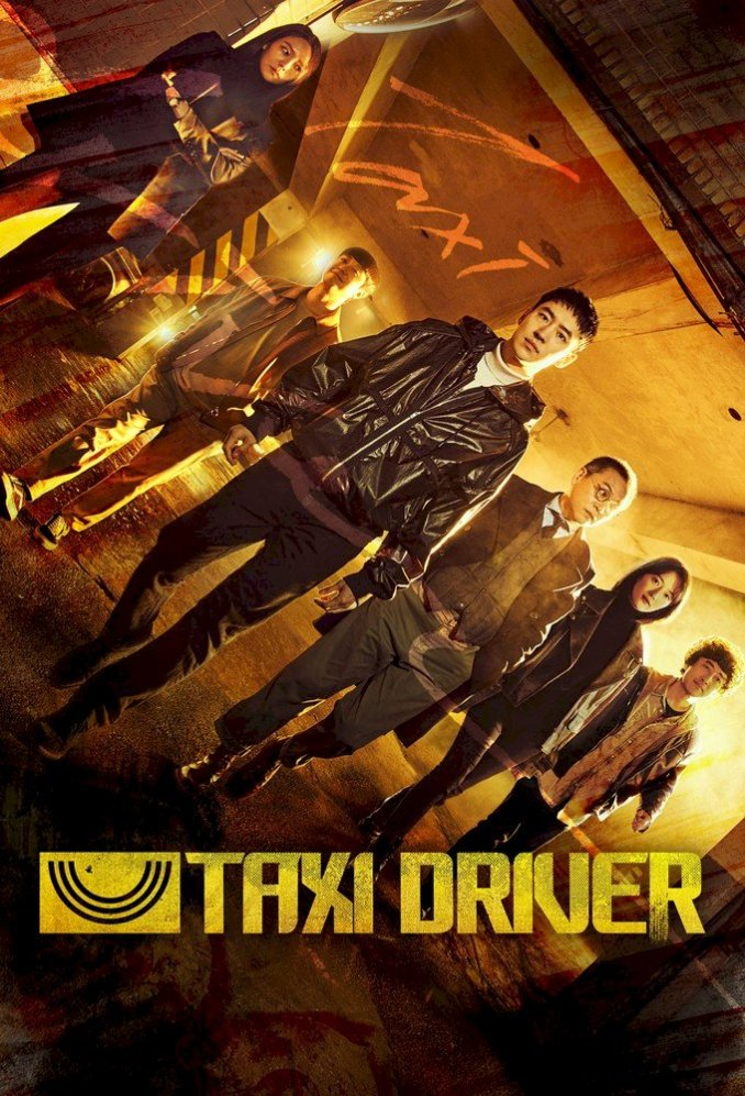 Taxi Driver Season 1 Episode 4 (Korean Drama)