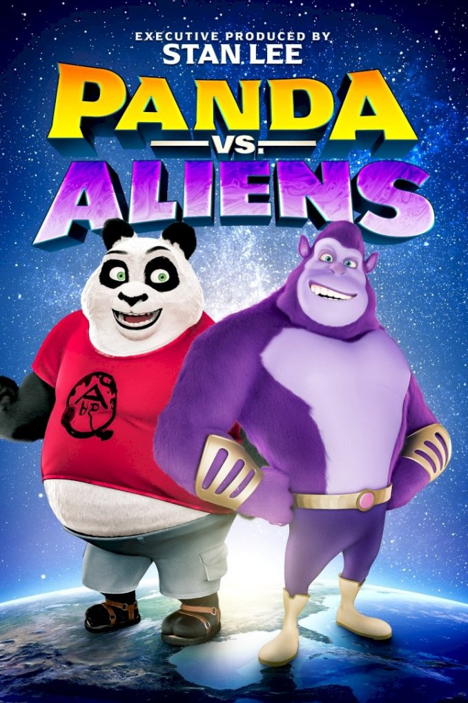 Panda vs. Aliens (2021) – Hollywood