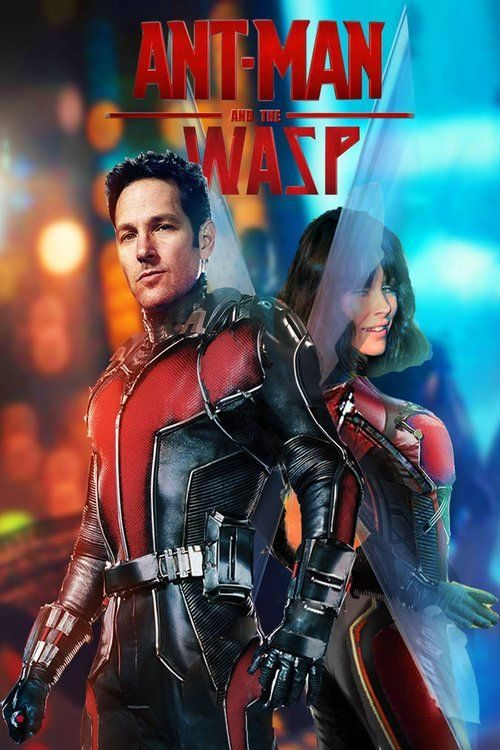 Ant-Man and the Wasp (2018) – Hollywood