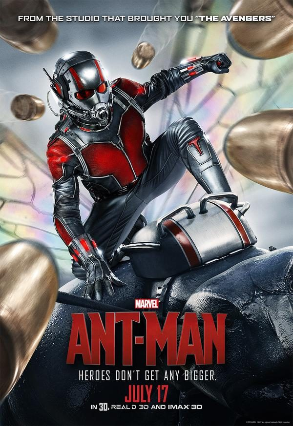 Ant-Man (2015) – Hollywood