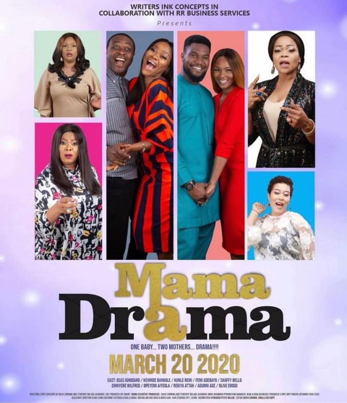 Mama Drama – Nollywood